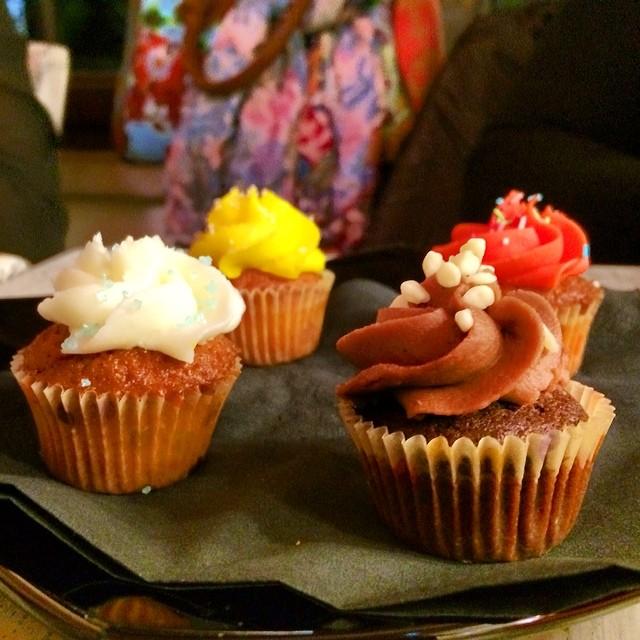 Cupcakes deliziosi