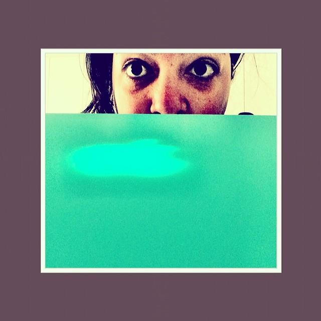 Una mela al giorno  #selfie